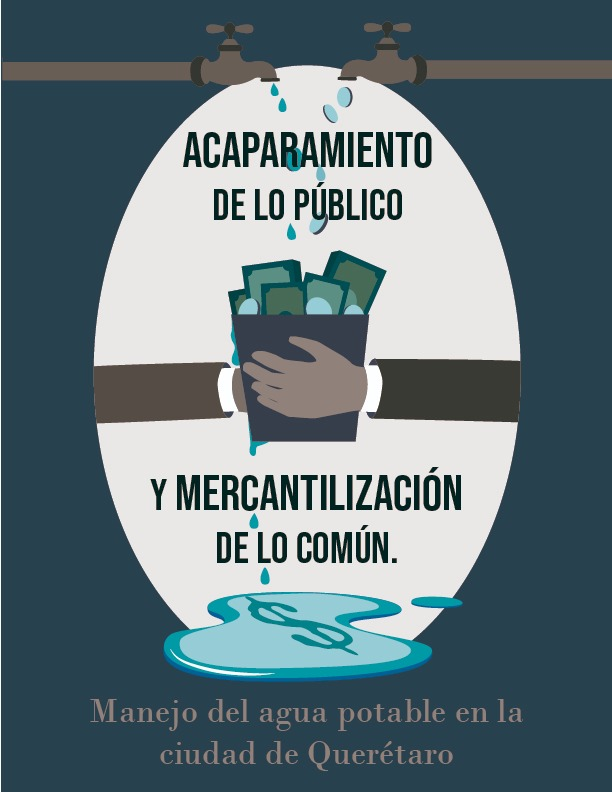 portada acaparamiento de lo publico y mercantilizacion de lo comun